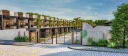 Casa duplex em rua privativa no Eusébio