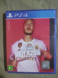 Título do anúncio: VENDO FIFA 20 PS4 (DESAPEGO)