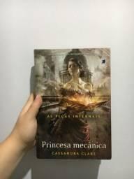 Título do anúncio: Livro Princesa Mecânica - Cassandra Clare