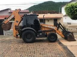 Retroescavadeira Case 580n 2018<br><br>