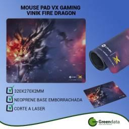 Mouse pad Vx gaming fire dragon vinik