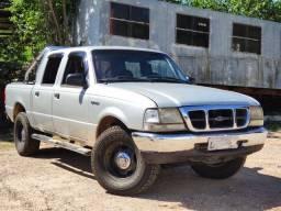 Ranger Cabine Dupla 2.5 Gasolina 2000