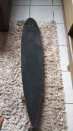 Título do anúncio: Skate longboard praticamente novo, 350