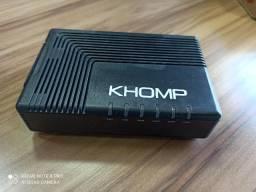 KAP 311 Gateway Khomp 1 FXO 1 FXS