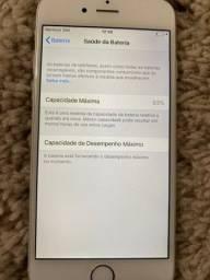 Título do anúncio: IPhone 6, 64GB ! Estado perfeito