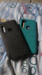 Par Capa Case Capinha - Moto G8 Power (Premium)