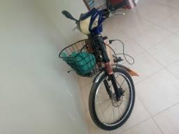 Título do anúncio: Bicicleta eletrônico