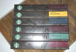 Título do anúncio: Combo 6 caixas de café  Starbucks  para Nespresso