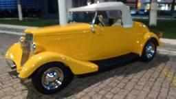 Hot Rod rodster V8 Carangas Garage