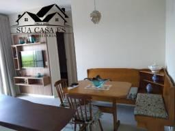 GP-Apartamento Mobiliado em M. de Laranjeiras 02 quartos suíte Cond. Villaggio Manguinhos