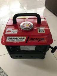 Título do anúncio: Gerador a gasolina