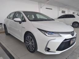 Título do anúncio: Toyota Corolla Altis Hybrid 1.8 16V
