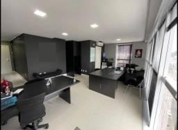 À venda:  Estrutura Montada de escritório; Mobília e eletros