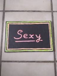 "Quadro ""sexy"" neon 20cm x 30cm"
