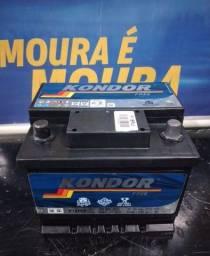 Título do anúncio: Bateria Kondor 60Ah - Palio, Uno, Siena