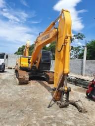 Título do anúncio: Locação de Escavadeiras 220