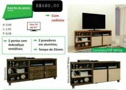 Título do anúncio: PROMOÇÃO DE RACKS DIRETOS DE FÁBRICA MONTAGEM GRÁTIS