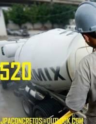 Título do anúncio: Concreto Bombeado Campo Grande