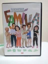 DVD Original A Grande Família.