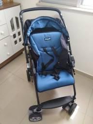 Título do anúncio: Carrinho de Bebê + Bebê Conforto - Burigotto