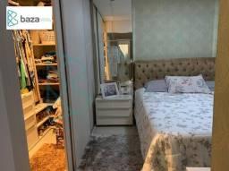 Apartamento com 3 dormitórios sendo 1 suíte com closet à venda, 117 m² por R$ 900.000 - Lo