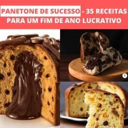Título do anúncio: Panetone de sucesso - Receitas