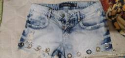 Short jeans  Lorena Nunes