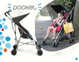Título do anúncio: Carrinho para bebê guarda chuva multikids