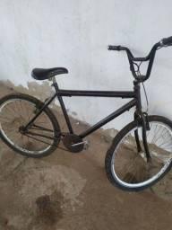 Título do anúncio: Bicicleta preta