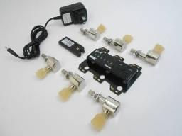 Tarraxas com afinador Automatico Sistema Gibson GForce