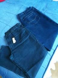 Calças jeans Pierre Cardin masculina novas