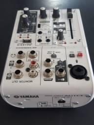 Título do anúncio:  Interface De Áudio Yamaha Ag03