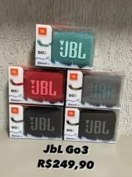 Título do anúncio: Jbl Go3