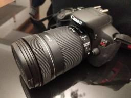 Título do anúncio: Canon T4i