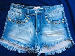 Título do anúncio: Short jeans tam 40 (leia o anuncio pfvr)