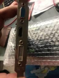 Placa vídeo GeForce 210