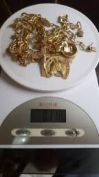 Vendo joias em ouro 18k