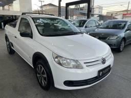 Título do anúncio: Volkswagen Saveiro 1.6 cs - completa - GNV