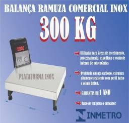 Título do anúncio: Balança 300kg ramuza com inmetro