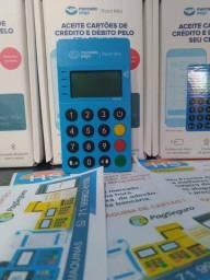 Título do anúncio: Maquininha de Cartão com NFC
