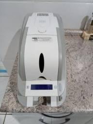 Título do anúncio: Impressora smart CH50 de crachá / cartão