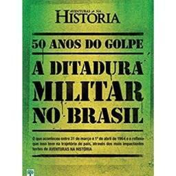 Título do anúncio: 50 anos do golpe a ditadura militar no Brasil