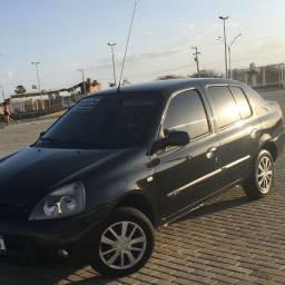 Título do anúncio: Renault Clio Sedan Privilege 1.6 2008/2008