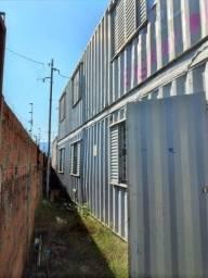 Título do anúncio: Vendo 2 containers tipo escritório 40 pés em Santa Maria/RS