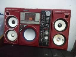 Rádio Sanyu ..década d 80 Funciona FM