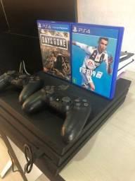 Título do anúncio: Playstation PS4 pro