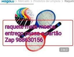 Título do anúncio: Raquete mata muriçoca