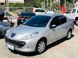 Peugeot 207 Passion xr sport 1.4 flex 2011 completo