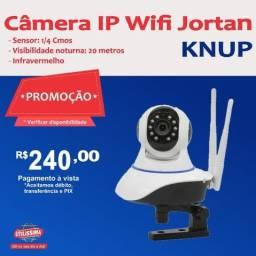 Título do anúncio: Câmera IP Wifi Jortan  LEON-327 ? Entrega grátis