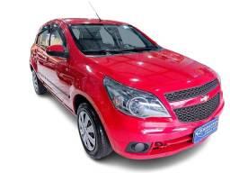 Título do anúncio: Chevrolet Agile  LT 1.4 8V (Flex) FLEX MANUAL